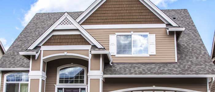 Roofing can be an easy way to go with
